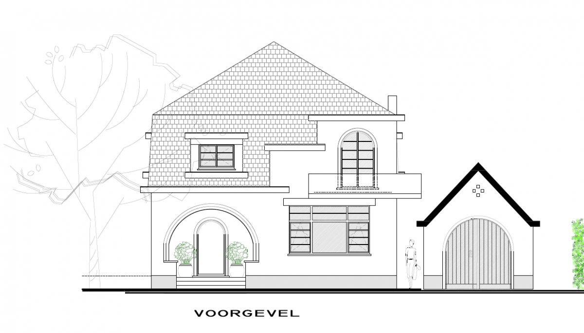 Uitbreiding Woning Brugge (3)